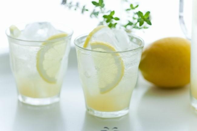 레몬탄산수